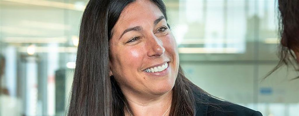 Lorraine Veber, Group Chief Customer Officer of Regus' parent company IWG