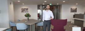 Gasper Erste, Community Associate, Regus Millennium Tower, Vienna